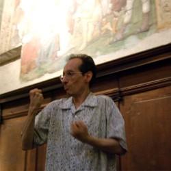 """Alessandro Guidi <br /><span class=""""arancio"""">Insegnante per visite, passeggiate, incontri, arte e storia </span>"""