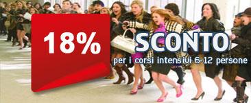 Special discount 18%